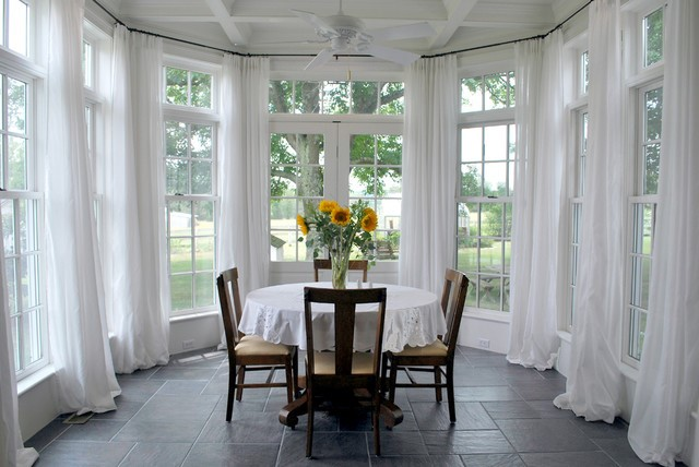 How To Choose Curtains For A Conservatory